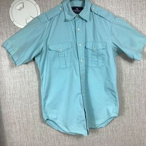🎈🎈American Living Button Up Shirt  Size Small